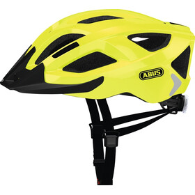 ABUS Aduro 2.0 Kask rowerowy, neon yellow